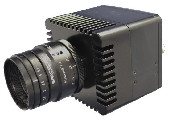 130萬畫素高解析度InGaAs相機上市!